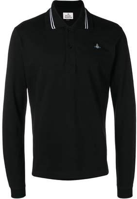 Vivienne Westwood longsleeved polo shirt