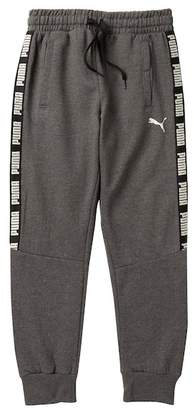 Puma Cotton Fleece Pants (Big Boys)