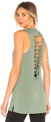 Onzie Braid Back Tank