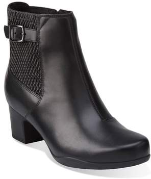 Clarks R) Rosalyn Lara Waterproof Boot