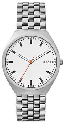 Skagen Grenen Stainless Steel Mesh Bracelet Watch