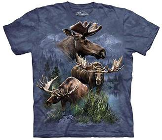 The Mountain Men's Moose Collage