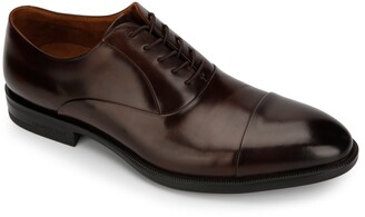 Kenneth Cole New York Futurepod Cap Toe Oxford