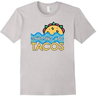 Swimming And Tacos T Shirt