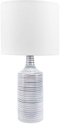 Theresa Watch Hill Lighting Ceramic & Linen Table Lamp