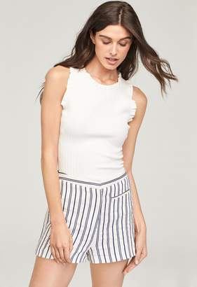 MillyMilly Stripe High Waist Trudee Short