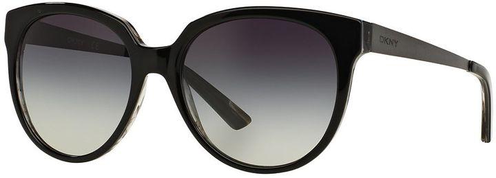 DKNYDKNY DY4128 56mm Phantos Gradient Sunglasses