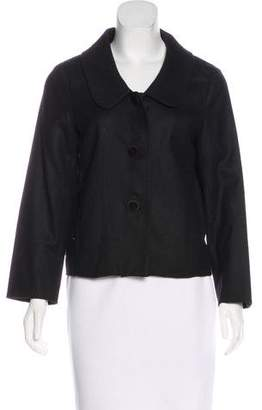 Graham & Spencer Long Sleeve Wool Jacket