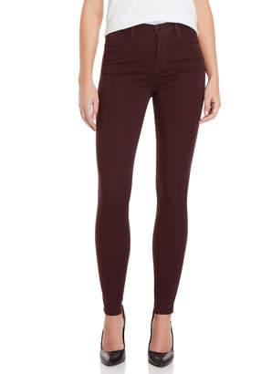 J Brand Maria High-Waisted Skinny Jeans