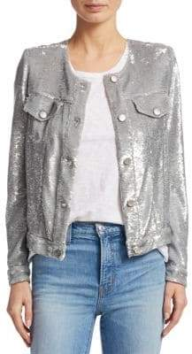 IRO Dalome Sequin Jacket