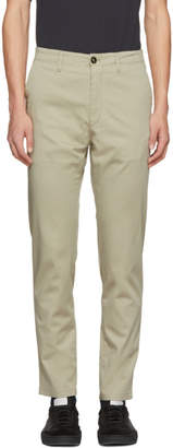 Acne Studios Beige Ayan Trousers