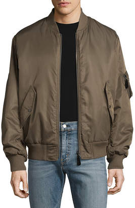 Yves Salomon Solid Reversible Jacket