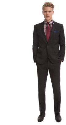 DAY Birger et Mikkelsen Men's Nick Dunn Slim-Fit Unhemmed Suit