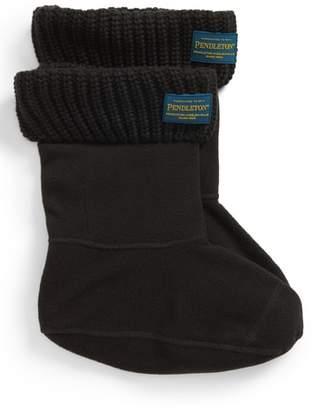 PENDLETON BOOT Pendleton Shaker Stitch Short Boot Liner