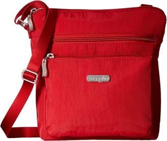 Baggallini Pocket Crossbody Bag with RFID Wristlet Cross Body Handbags