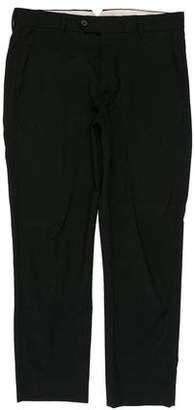 Acne Studios Drifter Cropped Wool Pants