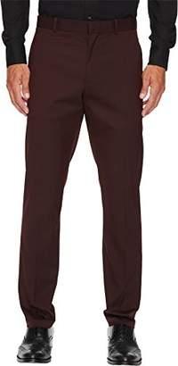 Perry Ellis Men's Slim Fit Subtle Tonal Stripe Dress Pant