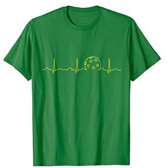Pickleball Heartbeat Shirt