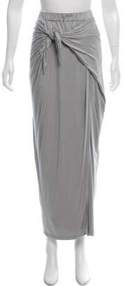 Clu Knit Midi Skirt