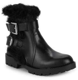 Charles David Reno Faux Fur Boots