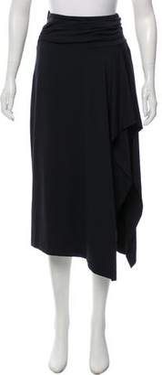 Michael Kors Gathered Cover-Up Skirt w/ Tags