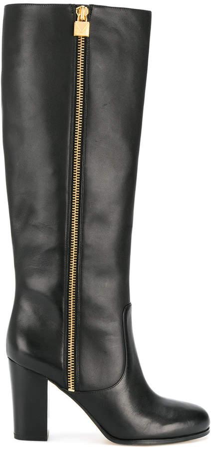 Michael Kors knee-length boots