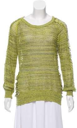 IRO Kara Open Knit Sweater