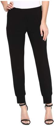 Norma Kamali KAMALIKULTURE by Jog Pants Women's Casual Pants