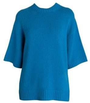 Prada Lana Oversized Cashmere Knit Sweater