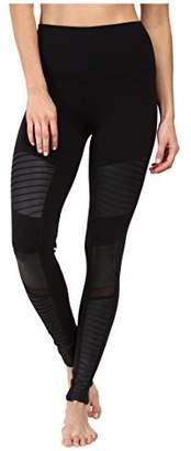 Alo Yoga Women's High Waisted Moto Legging