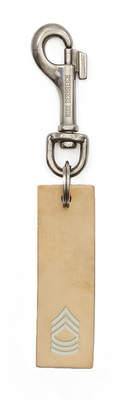 Rudi Gernreich Logo Keychain
