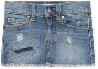 Joe's Jeans Woven Cut Off Skirt