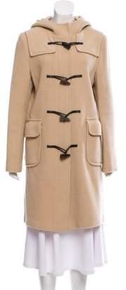 Burberry Duffle Wool Coat