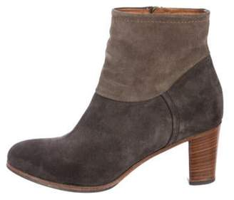 Alberto Fermani Suede Ankle Boots Suede Ankle Boots