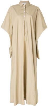 Milla Kimono maxi dress