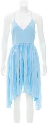 Keepsake Sleeveless Knee-Length Dress w/ Tags blue Sleeveless Knee-Length Dress w/ Tags