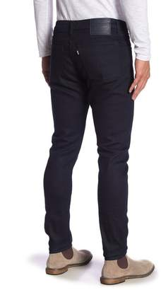 Levi's Solid Skinny Jeans