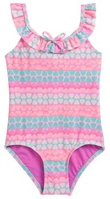 Hula Star Hearts Galore One-Piece Swimsuit
