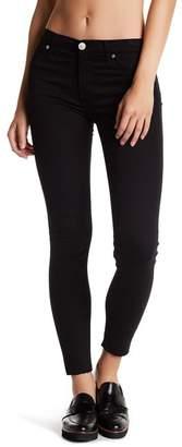 Hudson Natalie Mid Rise Super-Skinny Ankle Jeans