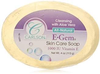 Carlson Labs E-Gem Skin Care Soap