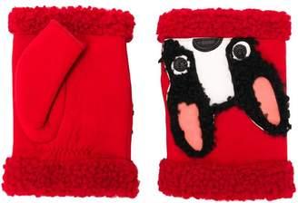 Agnelle Mitaine Dog gloves