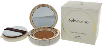 Sulwhasoo 1.05Oz #21 Medium Pink Perfecting Cushion Spf 50
