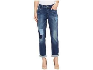 NYDJ Jessica Relaxed Boyfriend in Uzes Women's Jeans