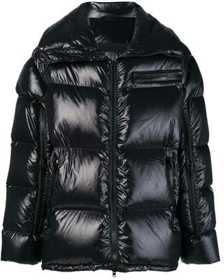 Calvin Klein oversized padded coat