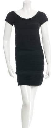 Rag & Bone Short Sleeve Mini Dress