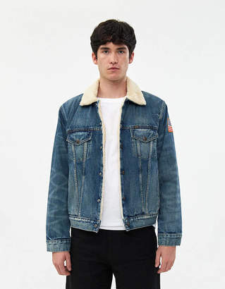 Polo Ralph Lauren Denim Trucker Jacket in Keighton