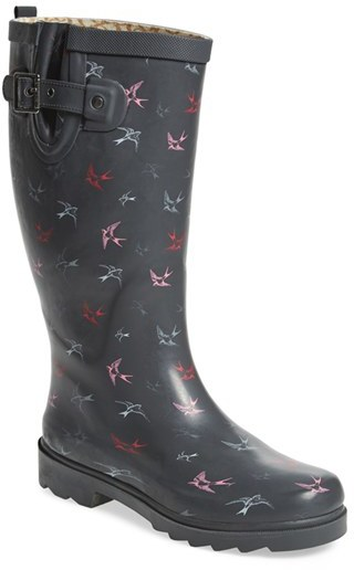 Chooka Women's Chooka 'Spirited Sparrows' Rain Boot