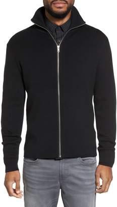 Calibrate Zip Front Sweater Jacket