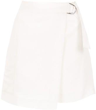 M·A·C Mara Mac linen skirt
