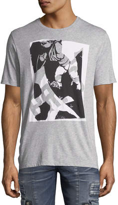 PRPS Abstract Logo Graphic T-Shirt